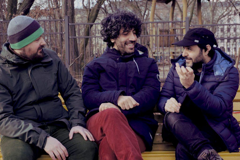 MAY 2018 – Heval Trio in Berlin